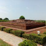 Situs Candi Jiwa dan Blandongan di Batujaya Karawang